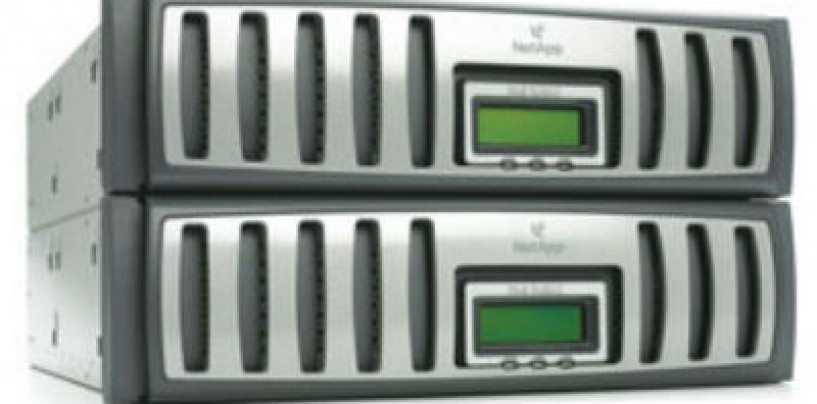 NetApp FAS 3050c Fabric Attached Storage