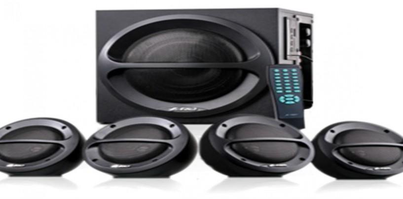 F&D F1200U 4.1 Speaker System Review