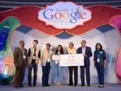 Google Rewards Kids for Ingenuity in Creating Doodles