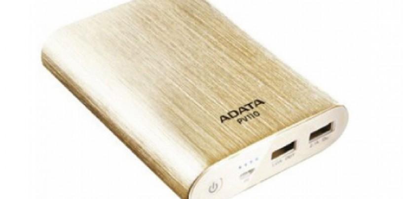 ADATA PV110 Powerbank Review