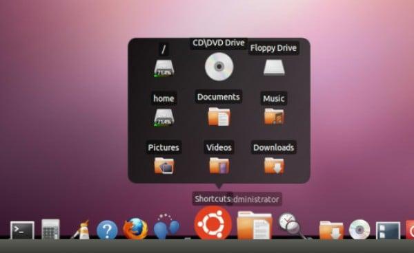 Get a Mac OS X-Style  Desktop Dock on Ubuntu
