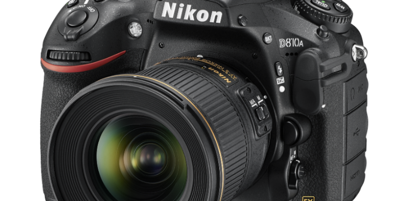 Nikon India Announces the High-Definition D-SLR D810A for Astrophotographers