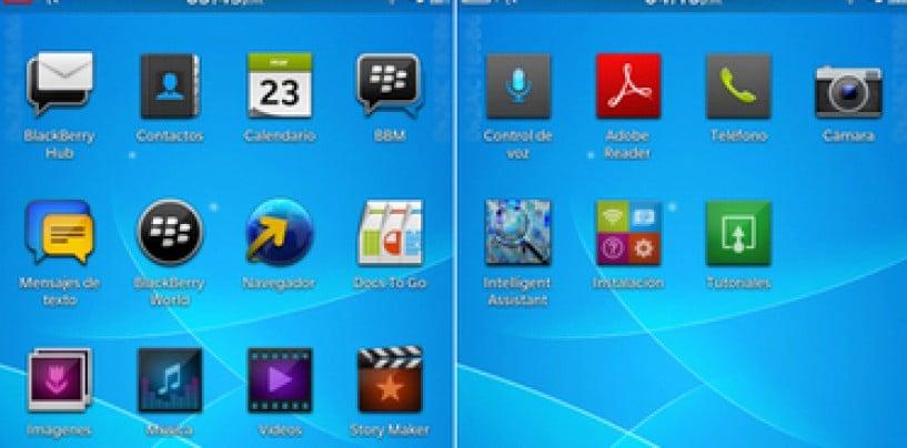 Blackberry 10.3