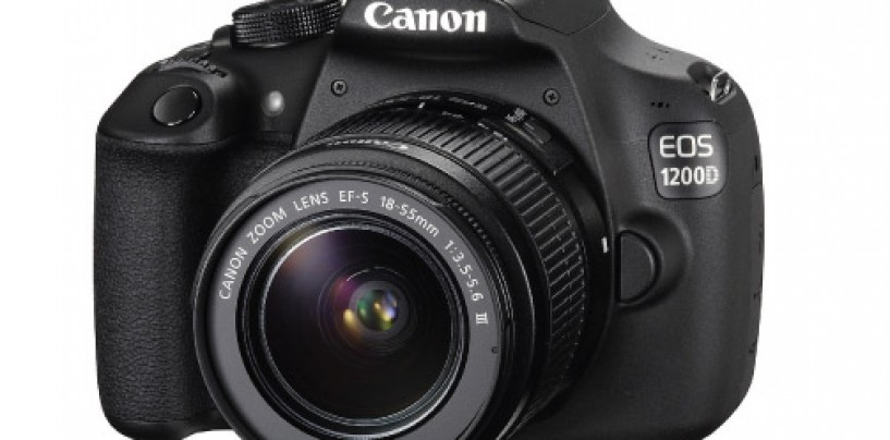 Canon EOS 1200D With Dual Lenses Camera Review