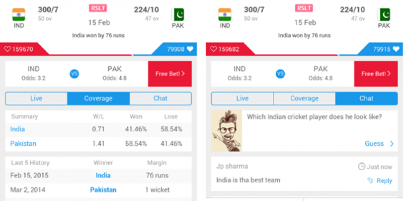 UC Browser brings UC-Cricket, an all-in-one information portal for cricket fans