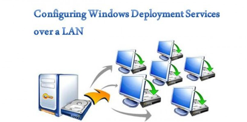 Configuring Windows Deployment Services over a LAN
