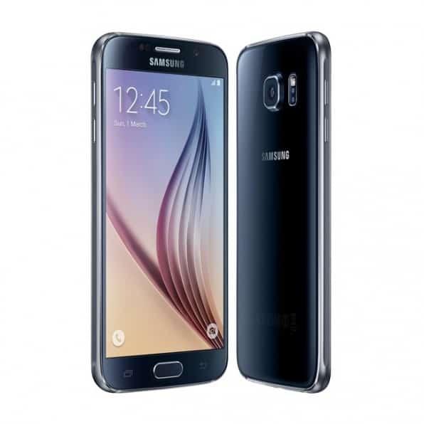 Galaxy S6 in Black