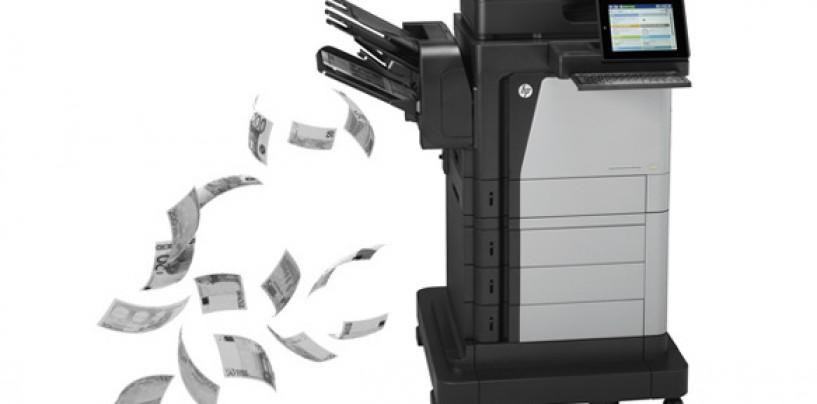HP LaserJet Enterprise Flow MFP 630z