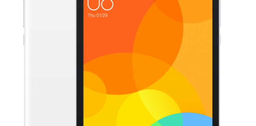 Xiaomi Mi Pad makes its entry in India @ Rs. 12,999 for 16GB variant