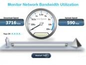 Monitor Network Bandwidth Utilization with Cacti