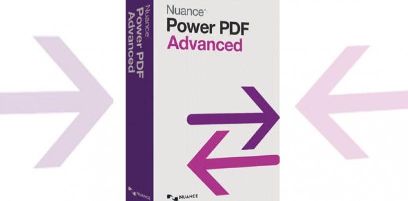 Nuance Power PDF Advance