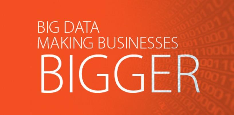 Big Data: Making Businesses Bigger