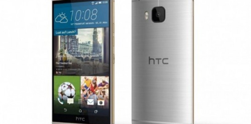 HTC heats up the flagship war with its stylish One M9