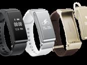 Huawei Reveals A Smart Fitness Tracking Device TalkBand B2