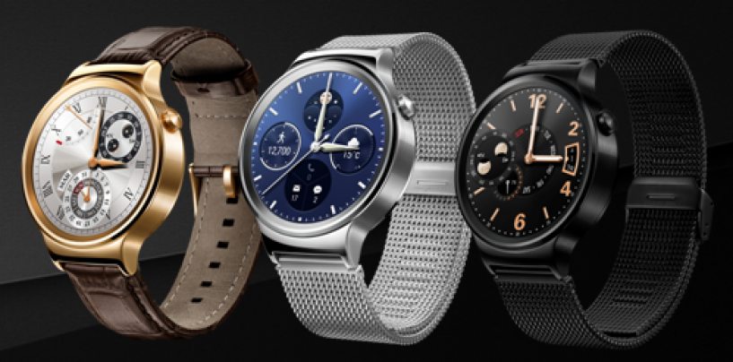 Huawei Watch: Smartwatch with a Timeless Design that is Smart Within