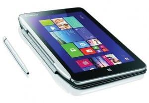 """Lenovo Miix 2-in-1, 8"""" Windows based tablet"""