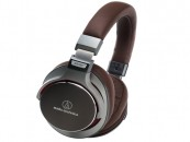 Feel the Hi-Res Audio with Audio Technica MSR7 Headphones
