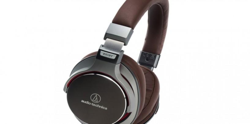 Feel the Hi-Res Audio with Audio Technica MSR7 Headphones