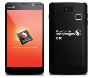 Qualcomm's first flagship smartphone will be a tough competitor as it will feature the fastest Snapdragon 810 chipset and 4GB RAM