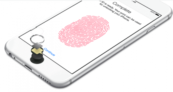 The new Touch ID sensor on iPhone 6S and 6S Plus will even monitor your pulse.