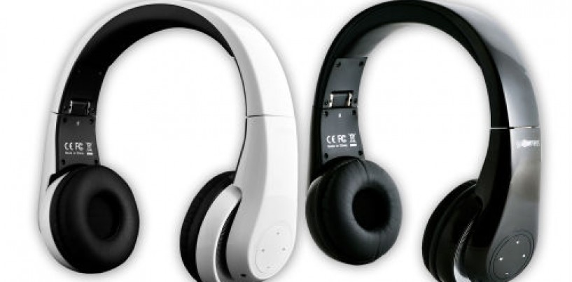 Enrich your music with the new Bluetooth Headphones