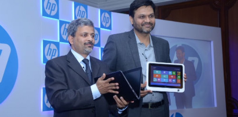 HP Unveils Commercial Mobility Solutions