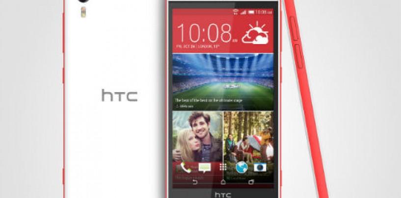 HTC Desire Eye Specs