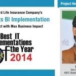 V Ananthanarayanan, VP-Business Insights, HDFC Life