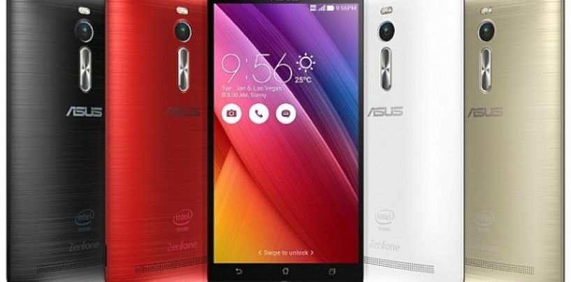 Asus set to launch its new flagship smartphone Zenfone 2 in India
