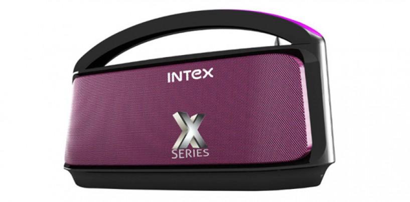 Intex BT Rock Bluetooth Speaker