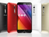 ASUS Launches 4 variants of Zenfone 2, price starts at Rs.12,999