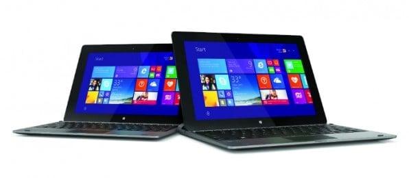 Canvas Laptab runs on Windows 8.1 ans will get a free update of Windows 10