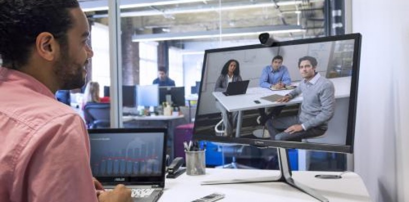 Transform small workspaces into high-powered video Collaboration Hubs