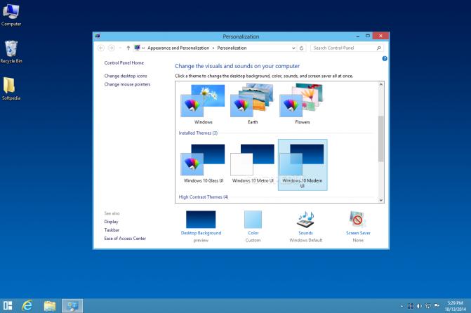 Windows 10 UX Pack 3.0