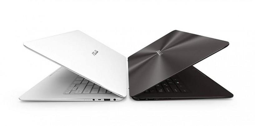 ASUS introduces ZenBook UX305, a sleek 13.3″ QHD+ display laptop