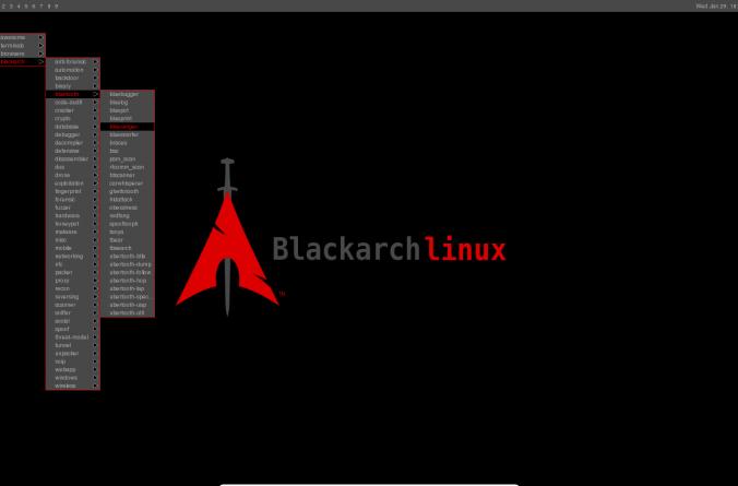 black-Arch