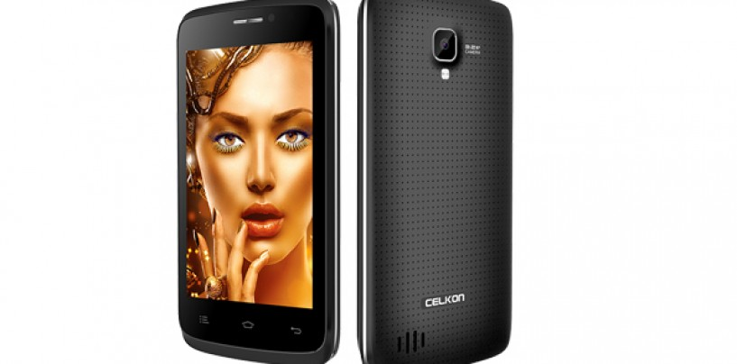 Celkon launches Campus Q405 smartphone at Rs.3199