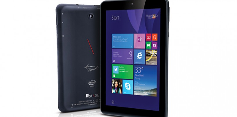 iBall Launches 7″ Slide i701 Tablet at just Rs.4,999