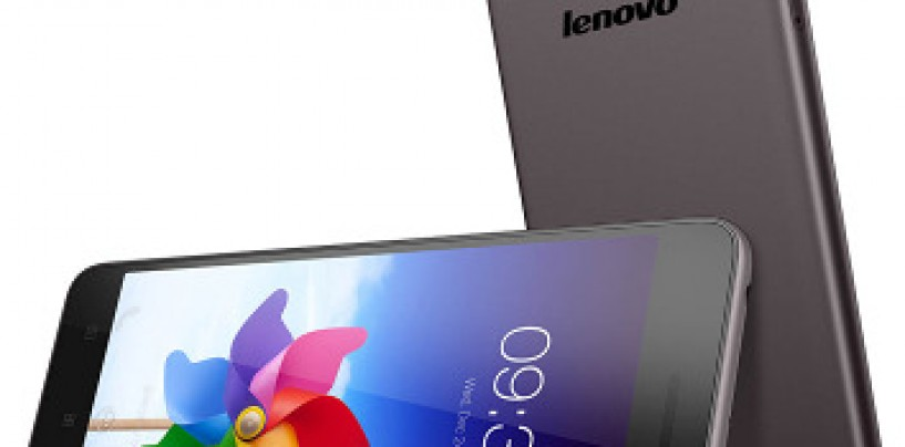 Lenovo S60 with 64-Bit quad-core CPU launched at Rs. 12,999