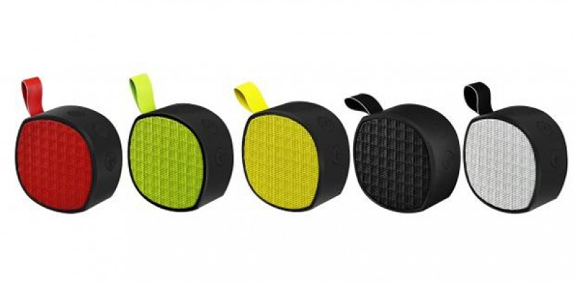 RAPOO Launches water and shock resistant A200 bluetooth speaker