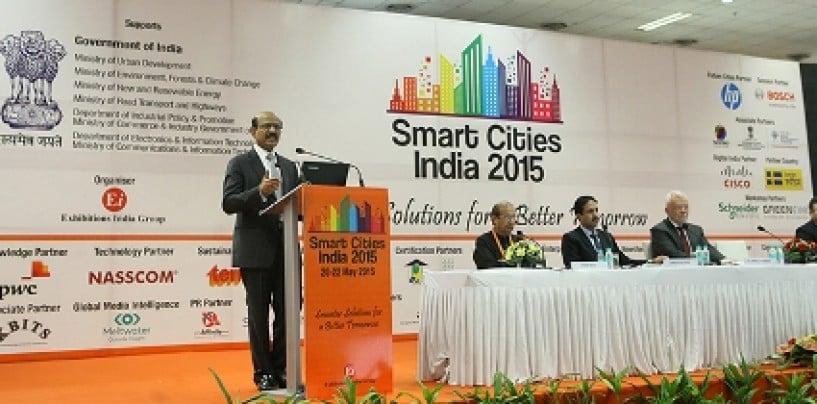 International Investors capitalize on 100 Indian Smart Cities program