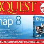 Ashampoo snap 8 contest