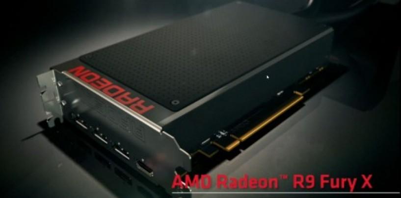 AMD unveiled the next gen. Radeon graphic cards