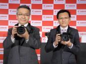 Canon launches World's highest resolution full-frame DSLR cameras