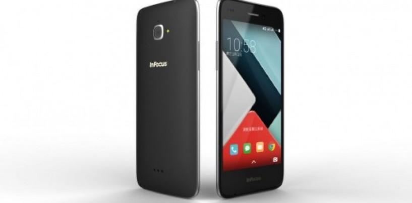 InFocus brings M350, another budget smartphone in 10K segment
