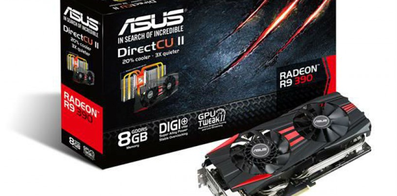 ASUS Announces Fast and Armor-protected Strix Graphic Cards in India