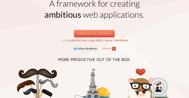 ember-js -framework