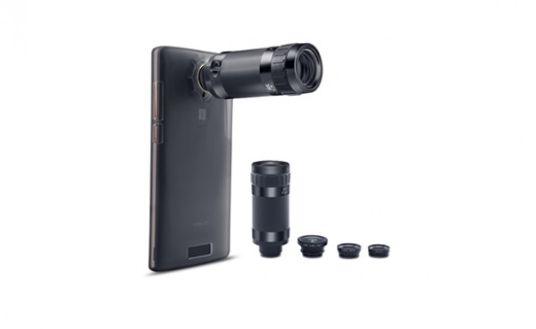 iBall mSLR Cobalt4 smartphone doubles up as strong camera with detachable lenses