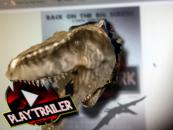 Click a selfie with Jurassic World's dinosaur with Blippar