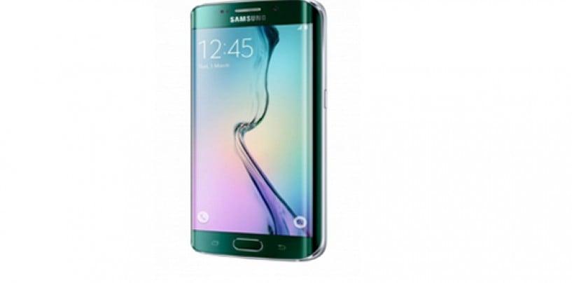 Samsung launches Galaxy S6 Edge in Emerald Green Colour